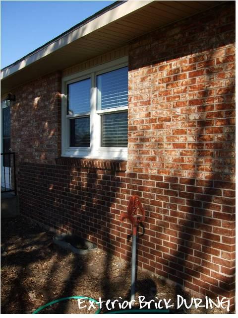 stain exterior brick | Suede Sofa