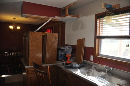 Step 6: Remove other Cabinets