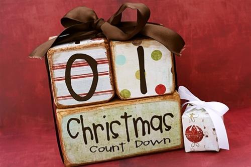 christmas countdown makie