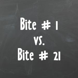 Bite #1